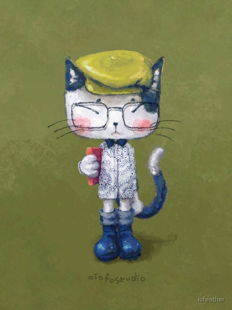 Cat Man - Literary Youth 2 by isfeather