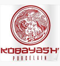 Kobayashi Porcelain Poster