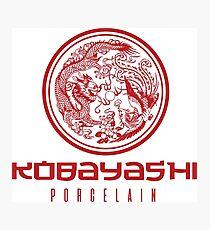 Kobayashi Porcelain Photographic Print