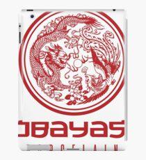 Kobayashi Porcelain iPad Case/Skin