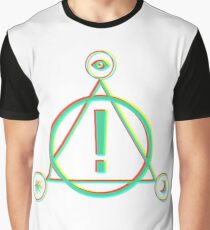 P!atD Death of a Bachelor Icon Overlap Graphic T-Shirt
