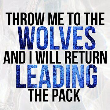Tírame a los lobos de tffindlay