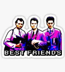 Best Friends - Spooks, Spectres, and Ghosts Sticker