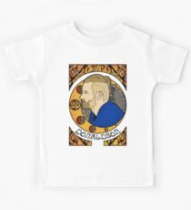 Josh Donaldson - Art Nouveau Kids Tee