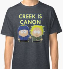Creek is Canon (v1) Classic T-Shirt