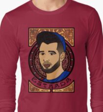 Marco Estrada - Art Nouveau Long Sleeve T-Shirt