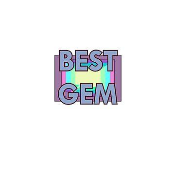 Bismuth is Best Gem by chaotichomo