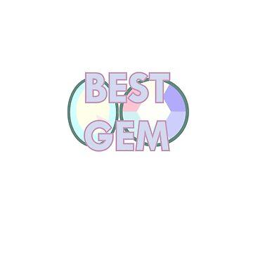 Opal is Best Gem by chaotichomo