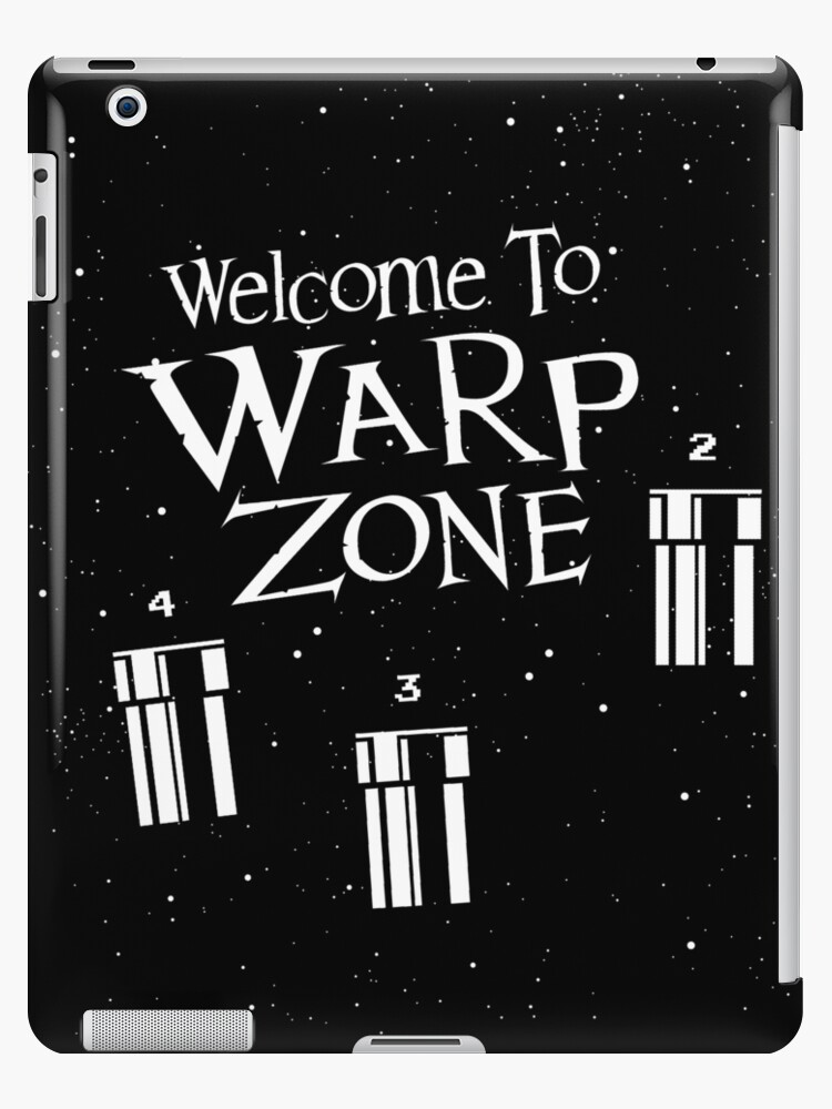Welcome to Warp Zone by TedDastickJr