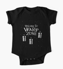 Welcome to Warp Zone One Piece - Short Sleeve