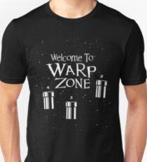 Welcome to Warp Zone Unisex T-Shirt