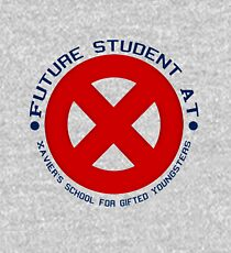 Future Xavier's Student Shirts Kids Pullover Hoodie