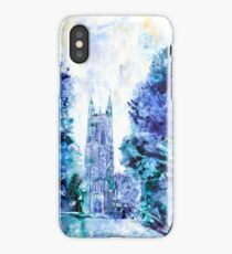 Duke Chapel- Duke University iPhone Case/Skin