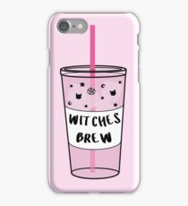 Witches Iced Coffee ★ Trendy/Hipster/Tumblr Meme iPhone Case/Skin