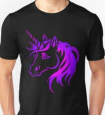 Unicorn Funny Unicorn Shirt Unisex T-Shirt