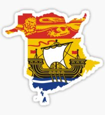 New Brunswick Sticker
