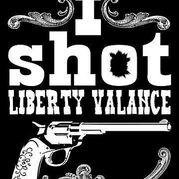 I shot Liberty Valance - Dark colors by GabrielCDPX