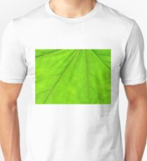 Green Maple Leaf T-Shirt