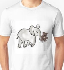 Baby Elephants  Unisex T-Shirt