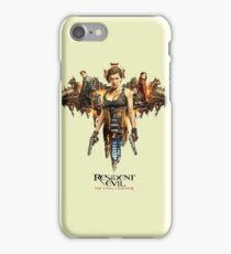 Resident Evil The Final Chapter iPhone Case/Skin