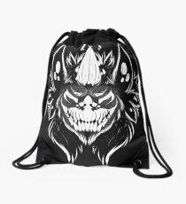 A L P H A Drawstring Bag