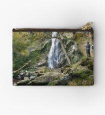 Powerscourt Waterfall & photographers  Studio Pouch
