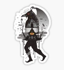 Prisoners Sticker