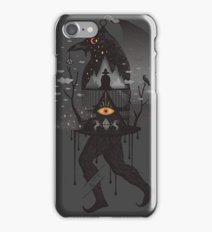 Prisoners iPhone Case/Skin