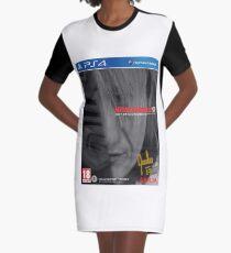 Metal Gear Ouja Graphic T-Shirt Dress