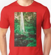 Waterfall in Bali T-Shirt