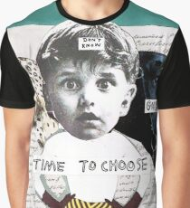 Time to choose (collage) Graphic T-Shirt