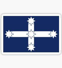 Eureka Stockade Flag Sticker