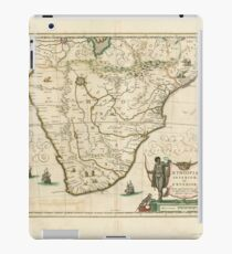 Southern Africa 1640 iPad Case/Skin