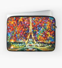 Paris meiner Träume - Leonid Afremov Laptoptasche