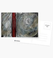 Through The Chaos Postcards
