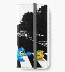 Nintendo Sprites iPhone Wallet