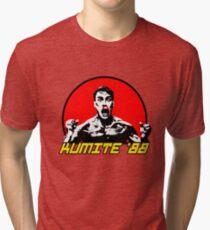 Kumite 88 Tri-blend T-Shirt