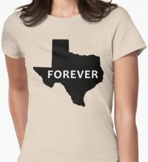 state of texas Womens Fitted T-Shirt