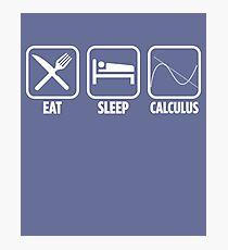 Calculus Math Class Photographic Print