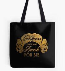 Hamilton - Congress Tote Bag