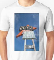 Roy's Sign, Amboy Unisex T-Shirt