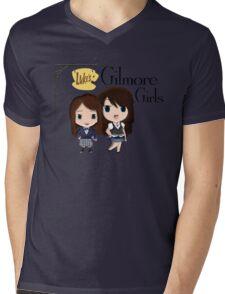 Gilmore Girls Mens V-Neck T-Shirt