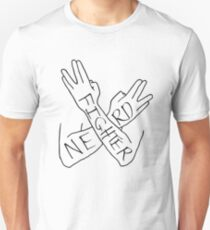 Nerd cartoon Unisex T-Shirt