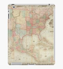 North America 1849 iPad Case/Skin