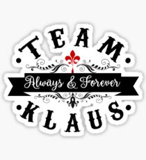 Team Klaus Sticker