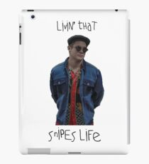 Livin' That Snipes Life iPad Case/Skin
