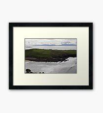 Muckross co. Donegal Ireland Framed Print