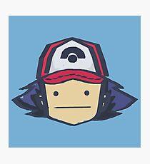 Ash - Pokemon Photographic Print