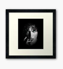 Mrs. Jovovich 4 Framed Print