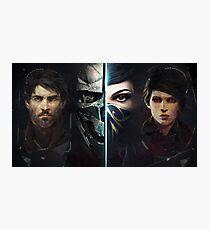 Dishonored 2 Photographic Print